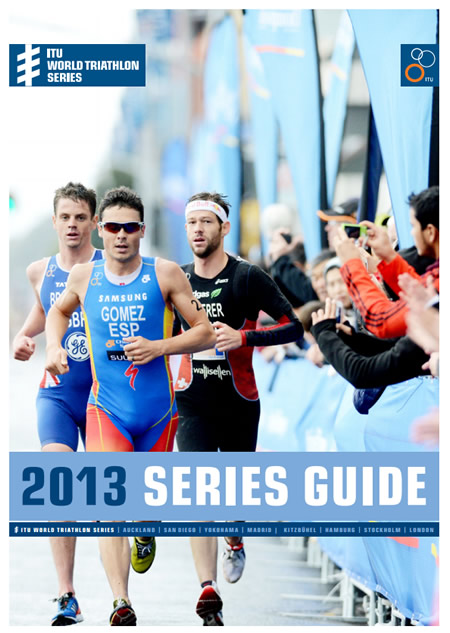 Download the 2013 ITU World Triathlon Series Guide