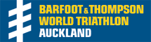 2013 Barfoot&Thompson World Triathlon Auckland